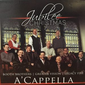 Jubilee A'Cappella  large Cover