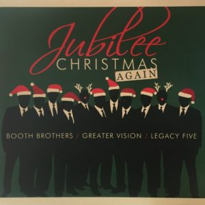 Jubilee Christmas Again CD Cover (1280x1135)